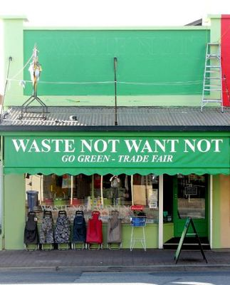 Waste Not, Want Not, Goodwood