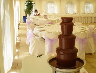 chocolate weddings