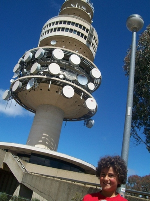 Black Mountain Tower Canberra