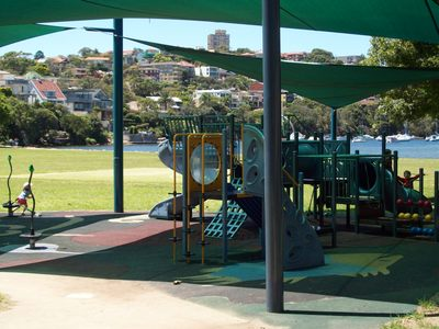 North Harbour Reserve & Playground