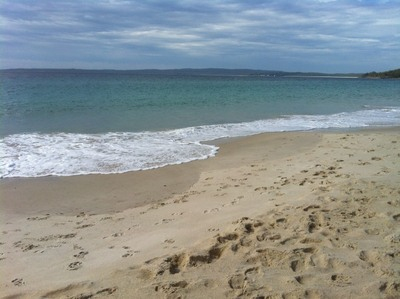 Nelsons Beach Jervis Bay