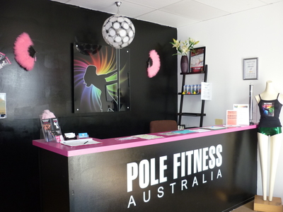 Welcome to Pole Fitness