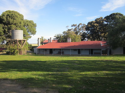 Woodlands Park Homestead