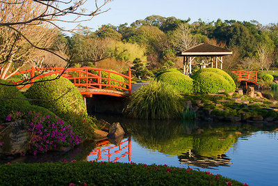 Toowoomba japanese gardens brisbane for Landscape design courses brisbane