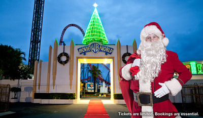 Christmas Adventure at Movieworld